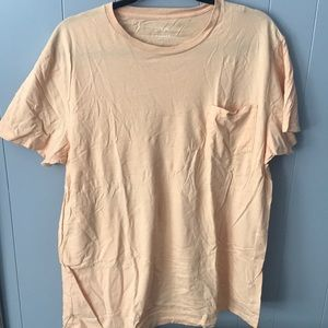 J.Crew factory pocket t-shirt size XL